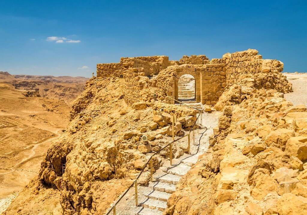 Masada Israel RF