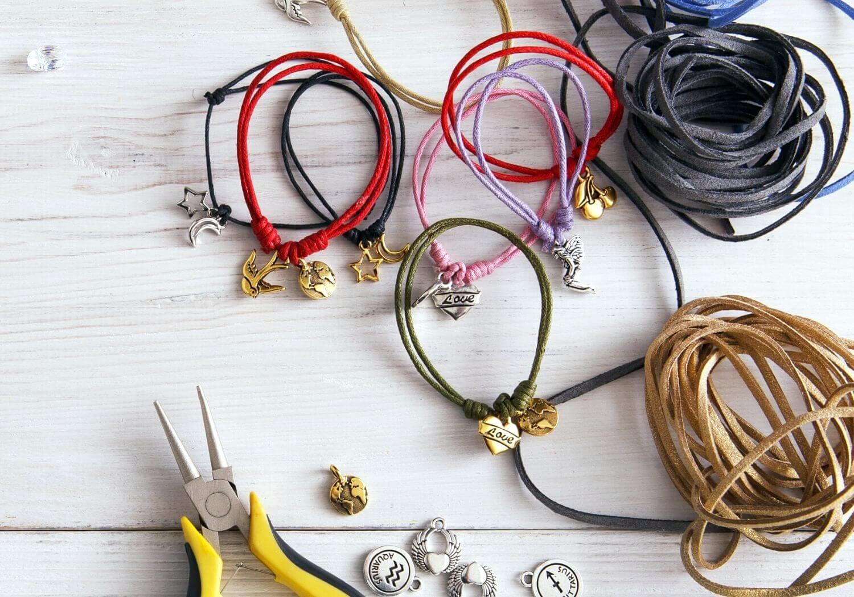 Bead jewelery RF
