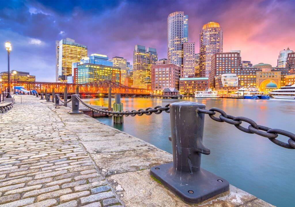 Boston Waterfront RF