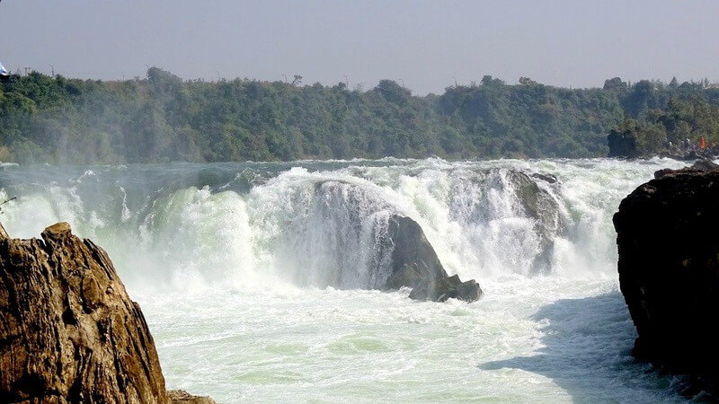 Dhuandhar Falls In Madhya Pradesh