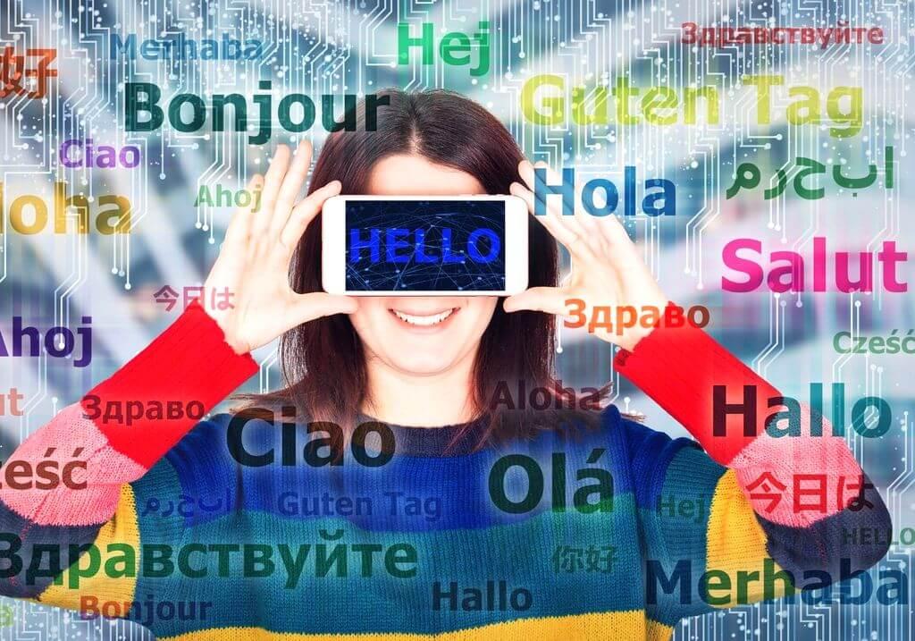 Languages RF
