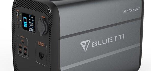 MAXOAK Bluetti AC100 Portable Power Station Review