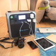 The MAXOAK Bluetti AC200 is the Most Powerful Portable Power Station Yet!