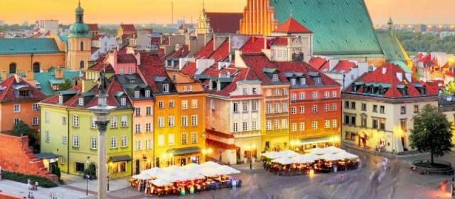 Five Reasons to Visit Poland in Summer