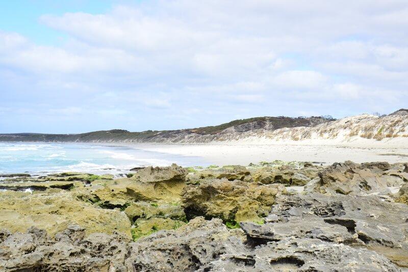Vivonne Bay Kangaroo Island beach