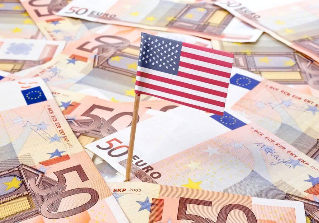 US Flag Euro RF