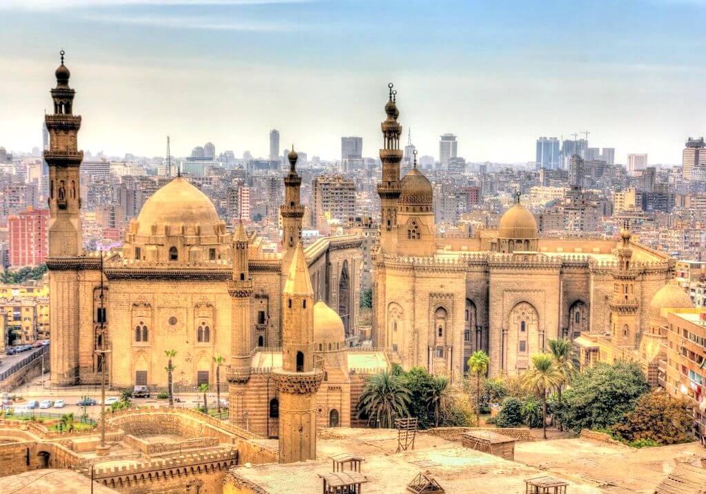 Cairo Egypt RF