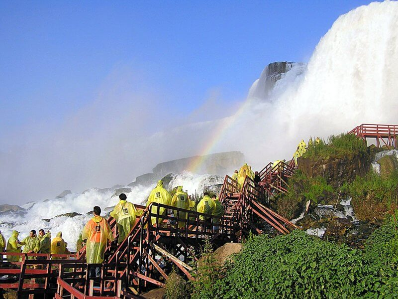 Cave of the winds NYC Niagara Falls