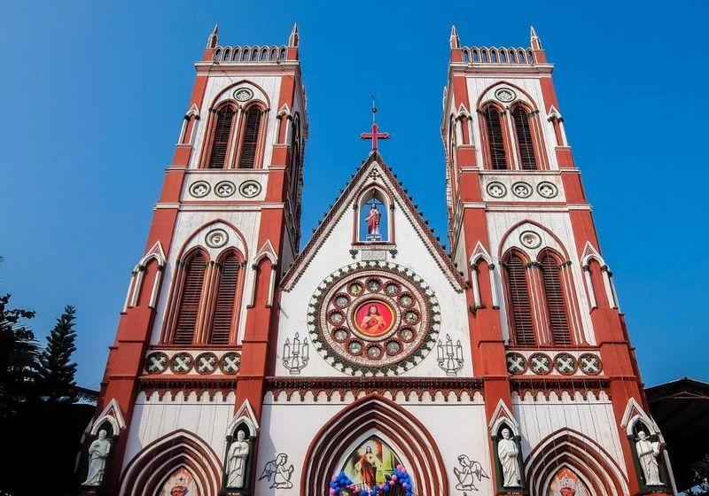 Church Pondicherry RF