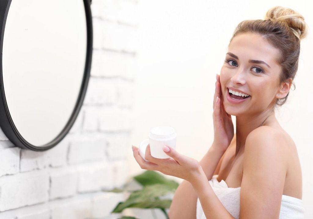 Facial clense bathroom RF