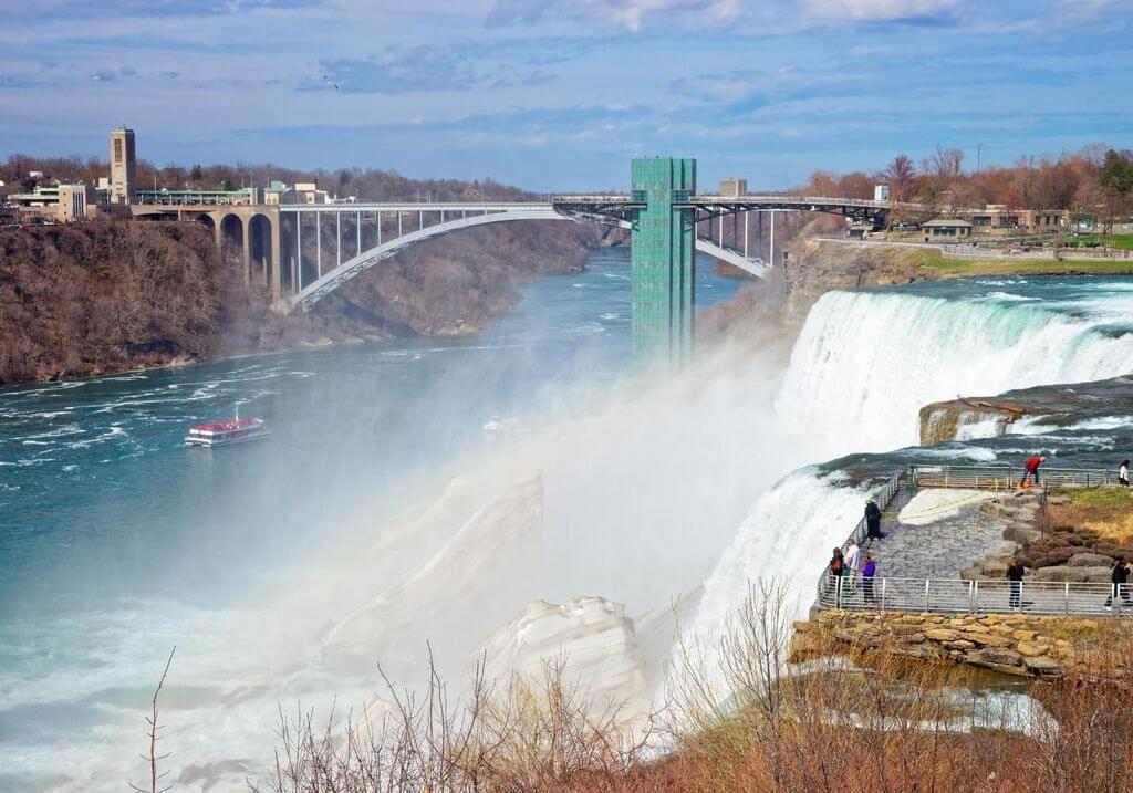Niagara Falls NYC RF