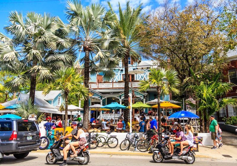 Duval Street Key West RF