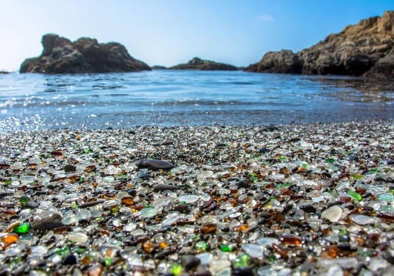 Glass Beach California RF