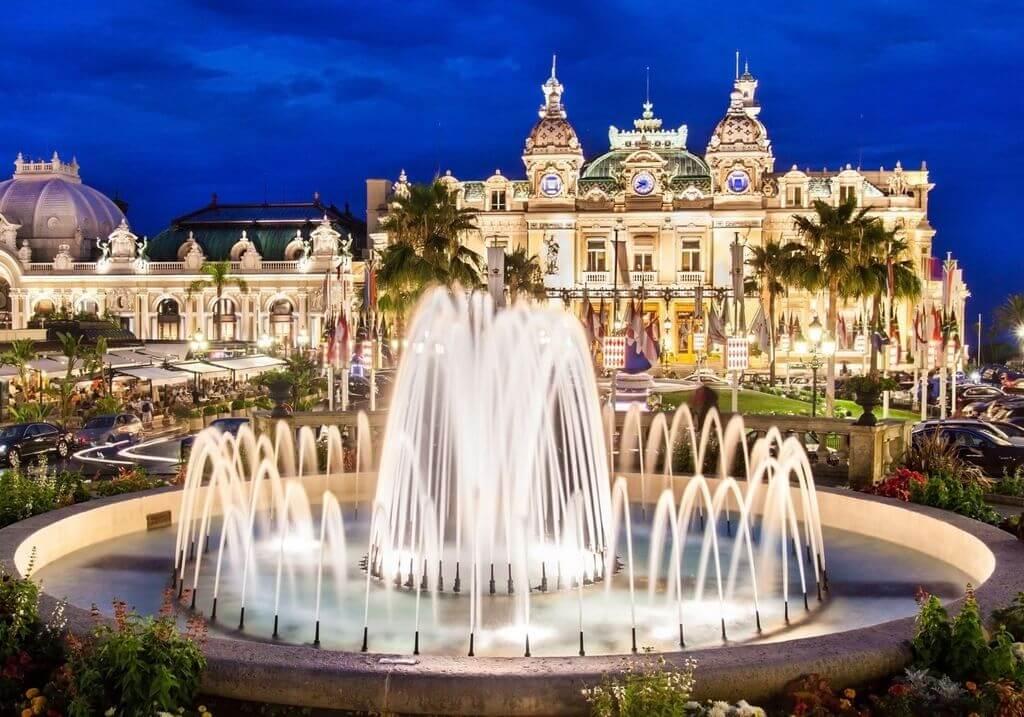 Monte Carlo Monaco Casino RF