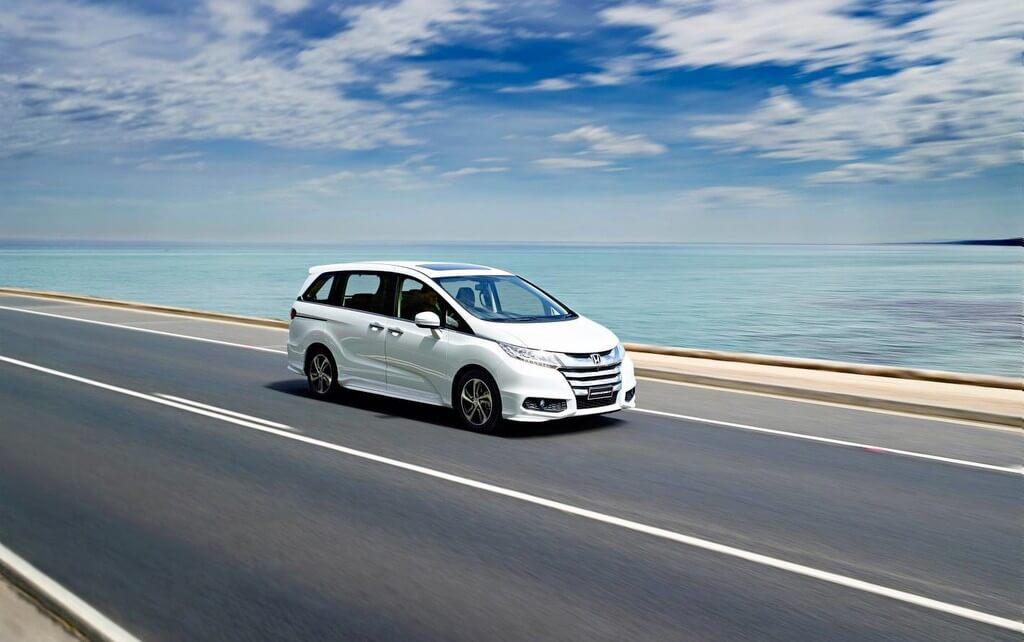 Honda Odyssey - First Drive