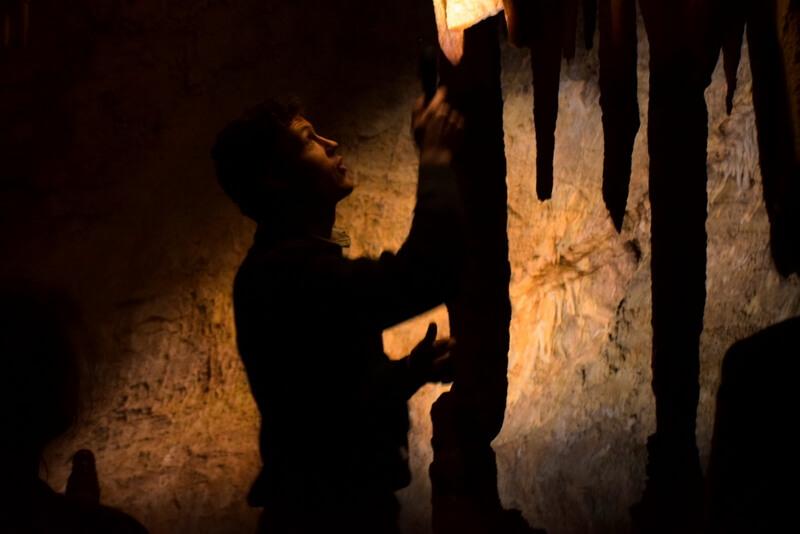 Newdegate Cave Hastings Caves Tasmania