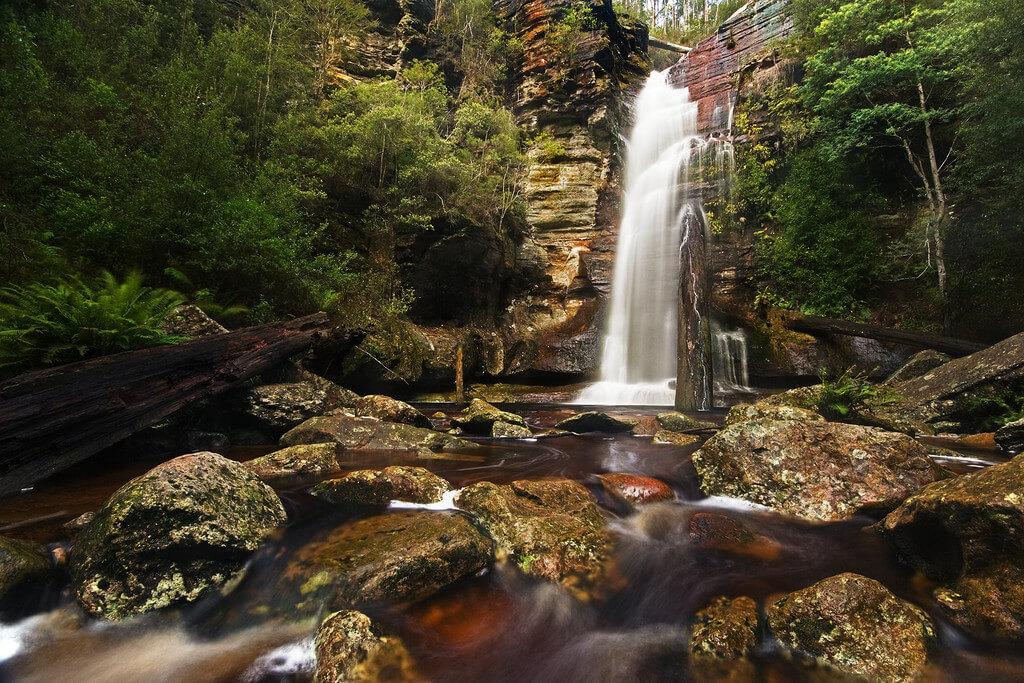 Snug Falls Tasmania