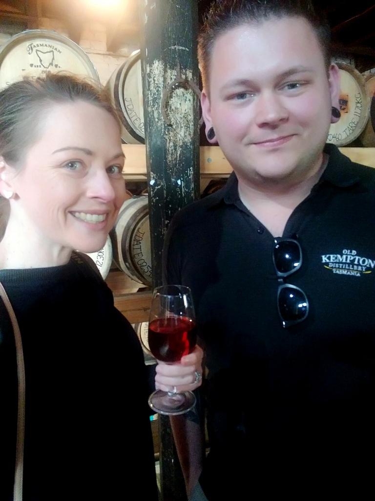 Kempton Distillery Tour