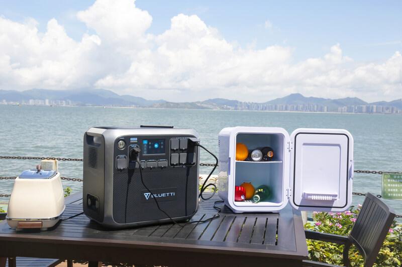 Maxoak Bluetti AC200P Portable Power Station Review