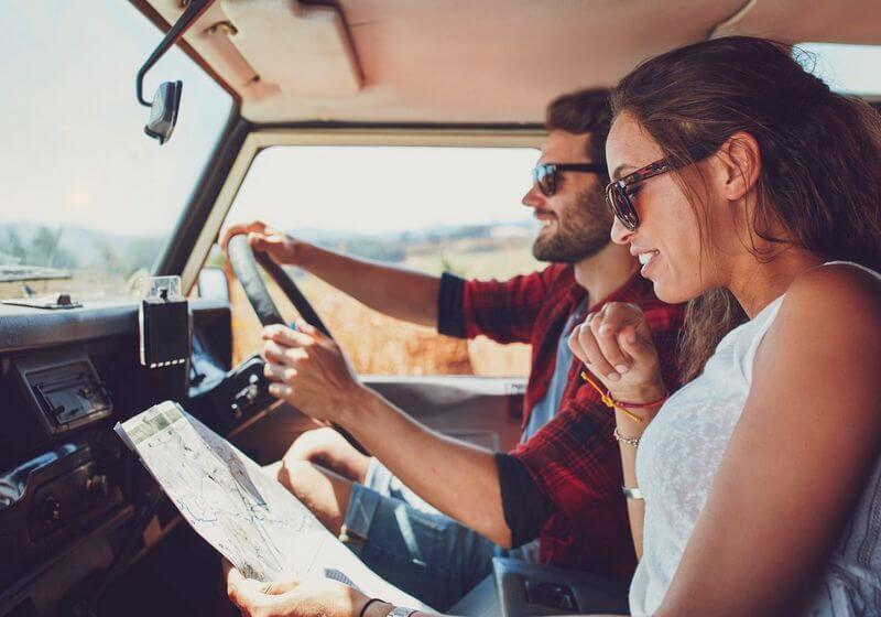 Drive couple car RF