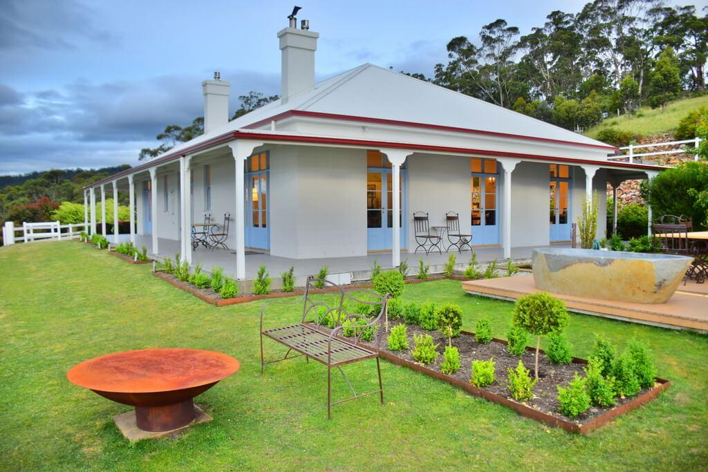 Villa Talia Huon Valley Tasmania