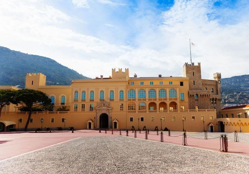 Prince's Palace Monaco RF