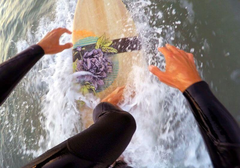 Surfing RF