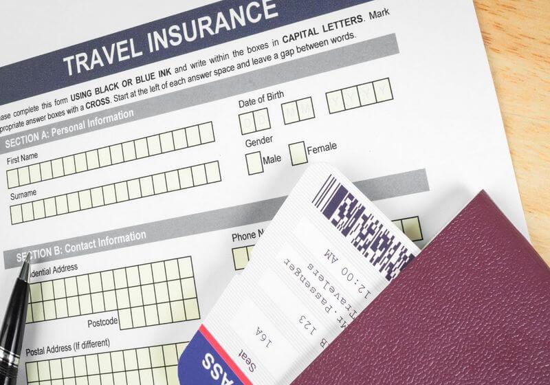 Travel insurance RF