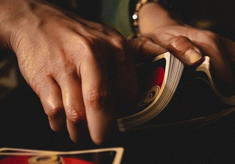 card game RF
