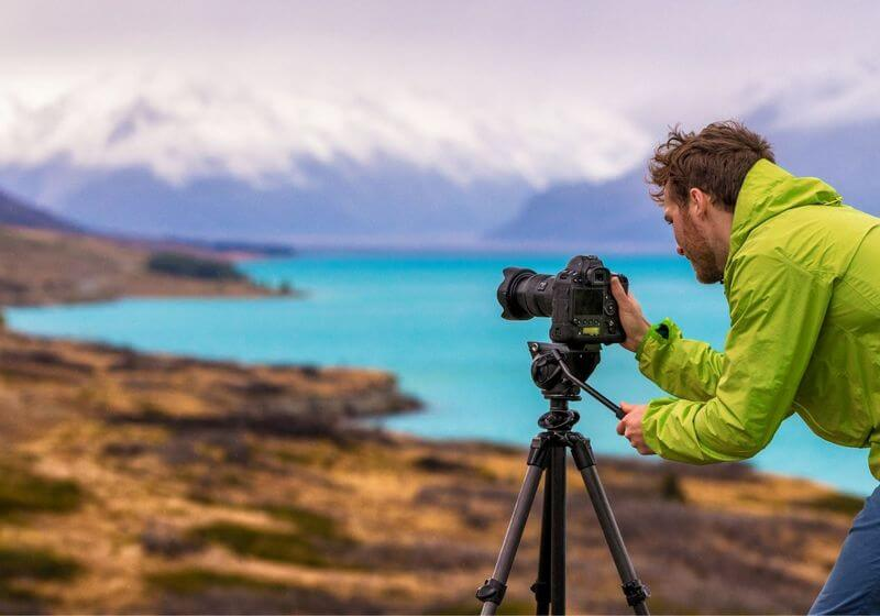 Camera photography New zealand RF