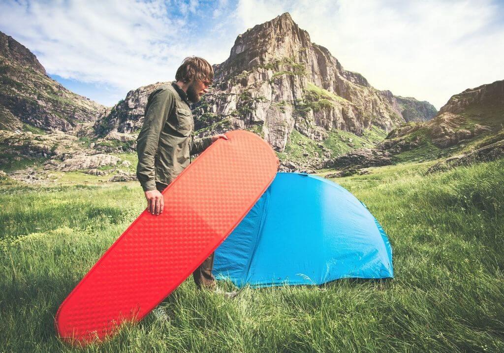Camping tent mattress RF