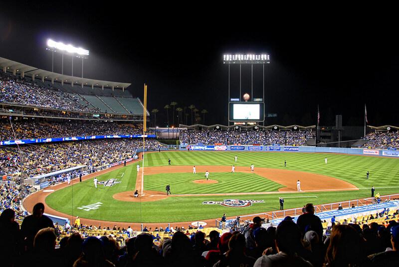 Dodger Stadium LA