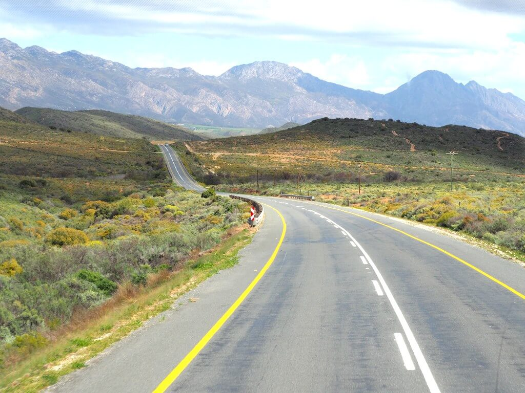 Garden Route South Africa Highway road RF