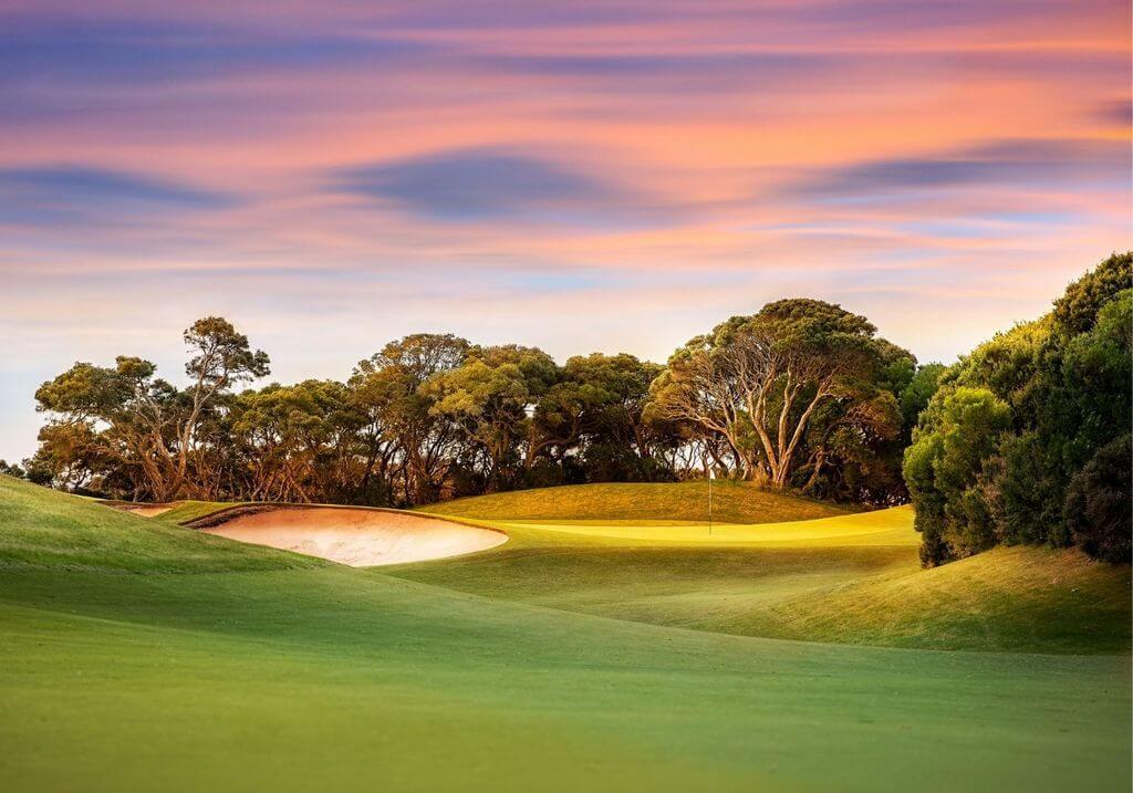 Golf Course RF