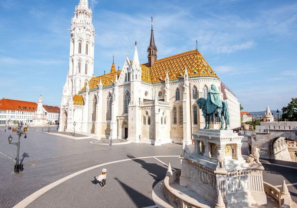 Mattias Church Budapest RF