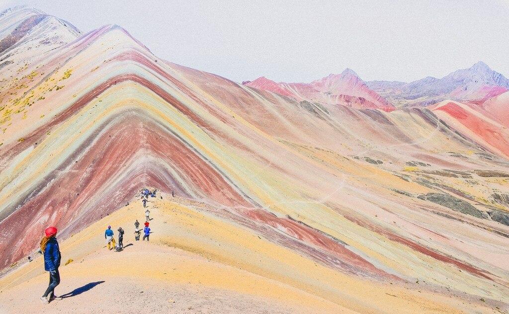 Rainbow Mountain Hiking Peru RF