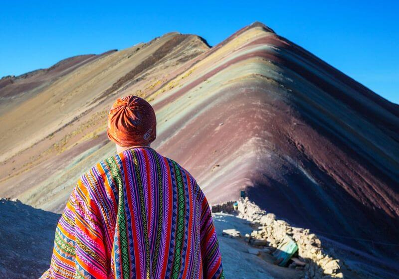 Rainbow Mountain Peru Viewing RF