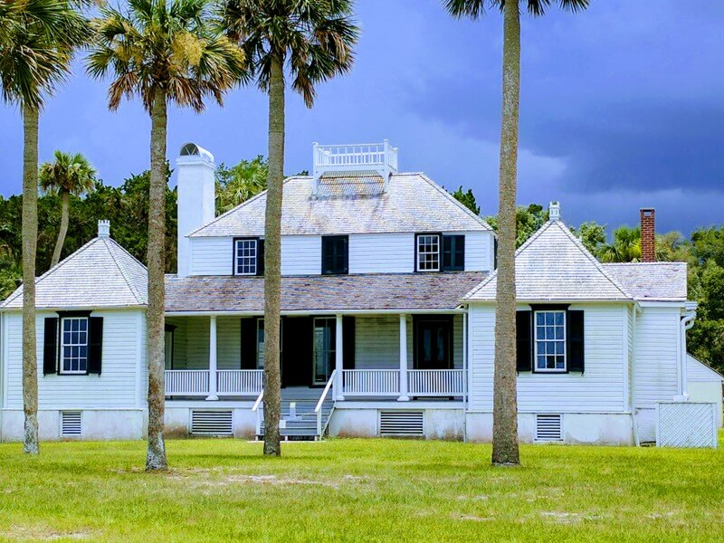 Kingsley_Plantation_Main_House