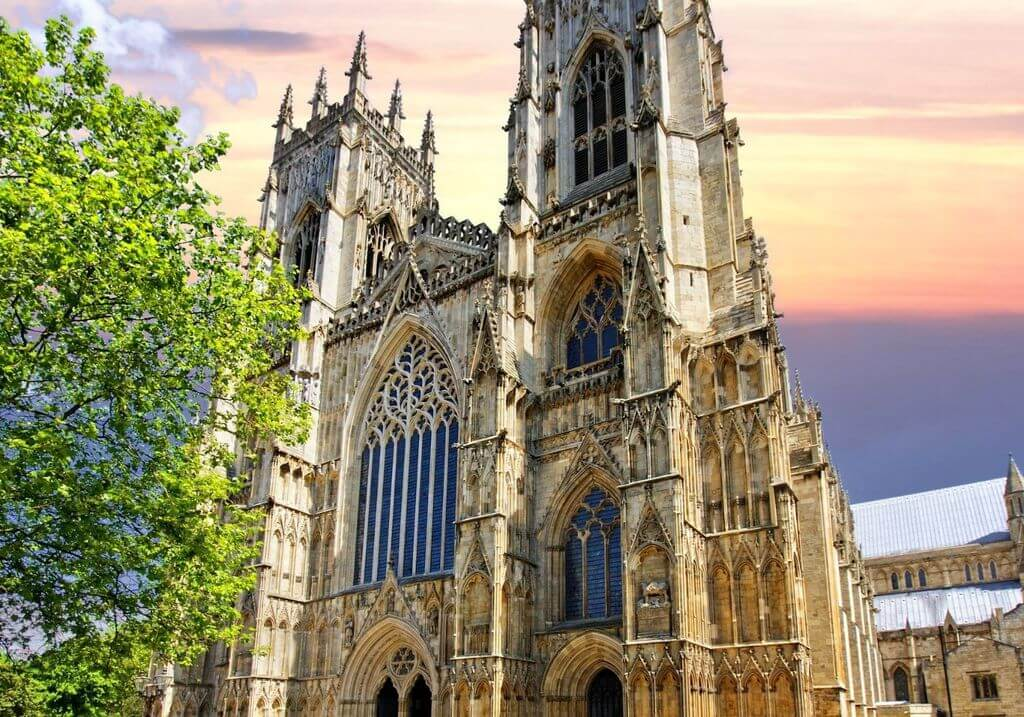 Yorkshire Cathedral UK RF