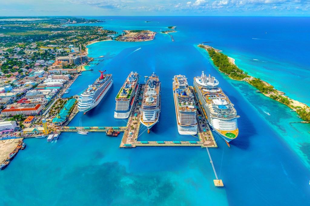 Bahamas Cruise Caribbean RF