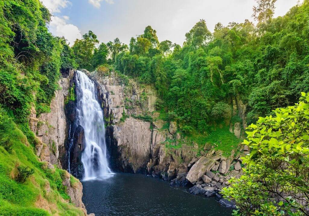 Haew Narok Waterfall Thailand RF