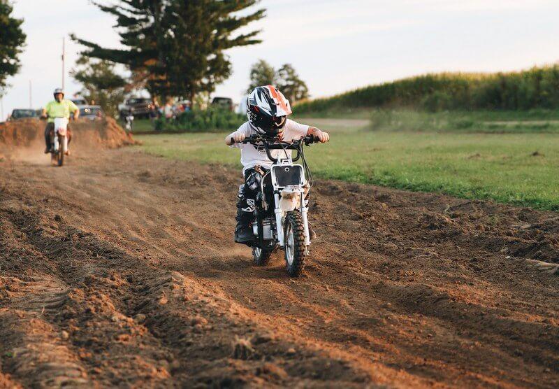 Dirt bike child RF