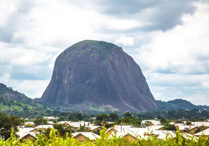 Zuma Rock Nigeria RF