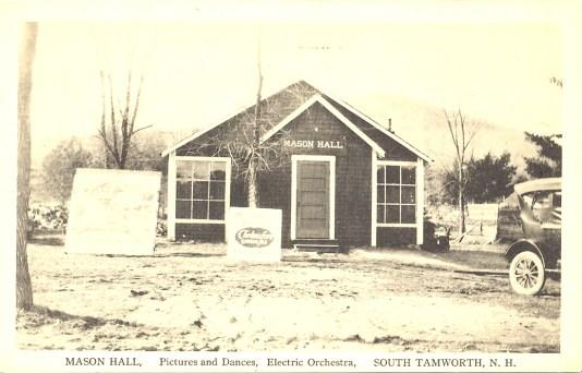 Mason Hall c1917