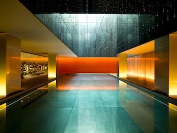 Swimming Pool at Oppose House Beijing