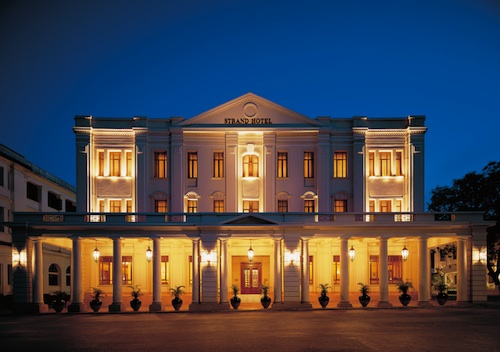 The strand hotel historic boutique hotel in rangoon for Historic boutique hotel