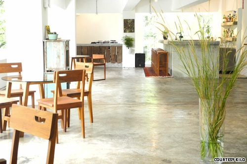 kilo restaurant in singapore