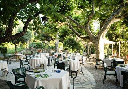 gourmet restaurant avignon provence