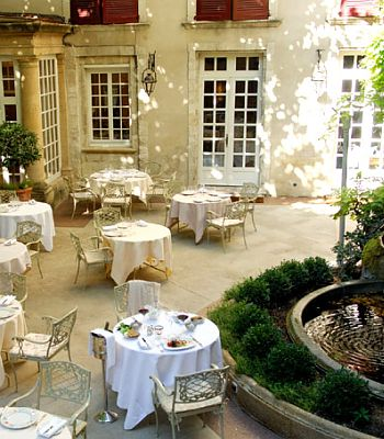 la vielle fontaine restaurant avignon