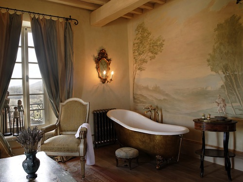 luxury villa tuscany